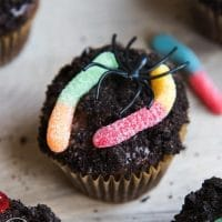 Dirt Cupcakes - Like Mother Like Daughter