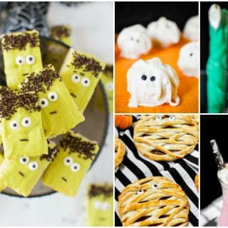 The Ultimate List of SPOOKTACULAR Halloween Treats!