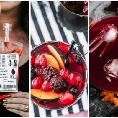 SPOOKTACULAR Halloween Drinks – Cocktails and Mocktails for the Whole Family!