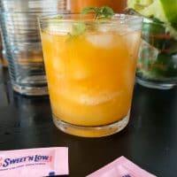 Low-Calorie Pumpkin Mojito
