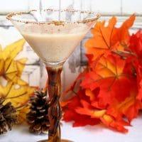 Pumpkin Pie Martini - Make it the Best Thanksgiving Ever!
