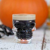 Slippery Zombie Brains: Easy Halloween Shots