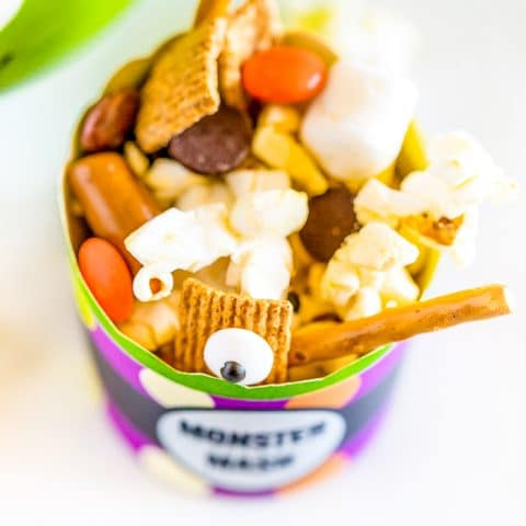 MONSTER MASH HALLOWEEN TRAIL MIX